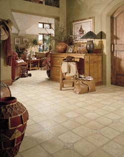 luxury vinyl flooring in bel air